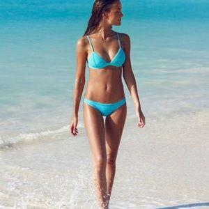 Triangl Gigi blue moon bikini bottoms